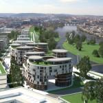 V městských částech Praha 4 a Praha 8 vzniknou ambiciózní projekty!