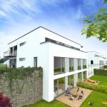Eleganci, nízkoenergetické pojetí a ještě mnohem více nabízí nové byty v Dolních Počernicích!