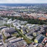 Chcete bydlet v Praze? Projekt Na Vackově je šance!