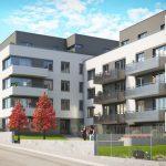 Rezidence Hadovitá: Nové moderní byty v Praze