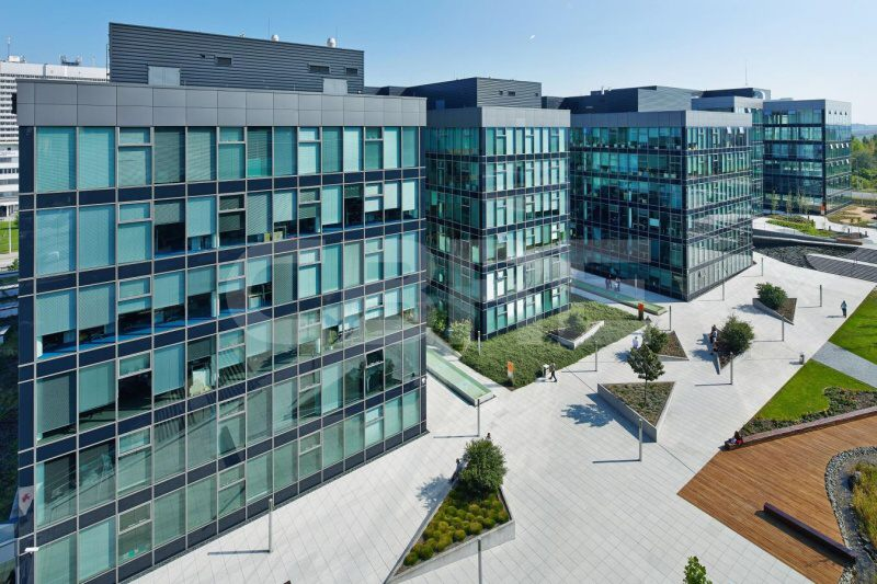 Campus Science park cbreproperties.cz